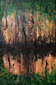 "Mark Swain, ""Woodland Reflections"""