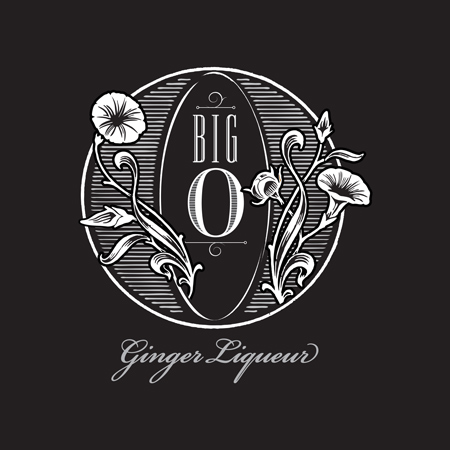 The Big O Ginger Liqueur
