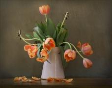 Polly's Tulips--Catherine Williamson